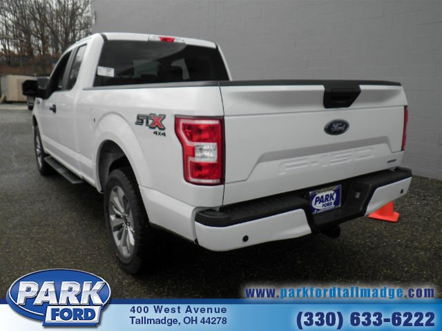 2018 F-150 Super Cab 4x4,  Pickup #T351 - photo 2