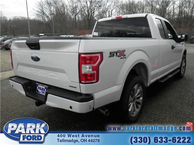 2018 F-150 Super Cab 4x4,  Pickup #T351 - photo 6