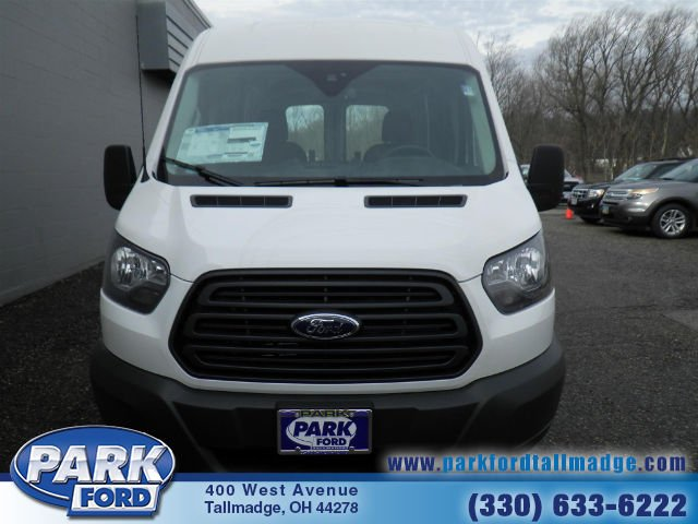 2018 Transit 350 Medium Roof, Cargo Van #T370 - photo 4