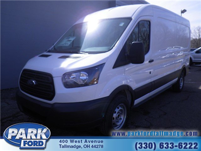 2018 Transit 250 Low Roof 4x2,  Empty Cargo Van #T399 - photo 3