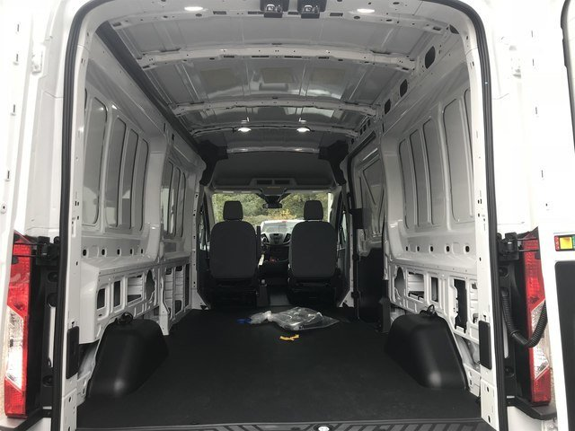 2018 Transit 250 Med Roof 4x2,  Empty Cargo Van #T417 - photo 10
