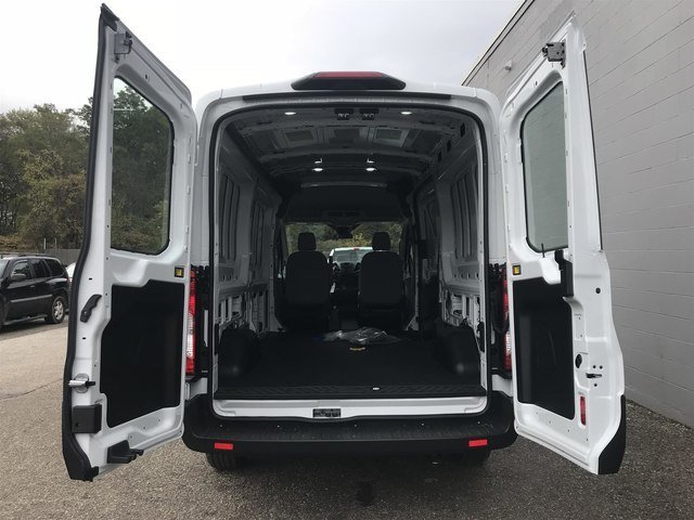 2018 Transit 250 Med Roof 4x2,  Empty Cargo Van #T417 - photo 2