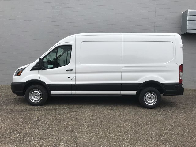 2018 Transit 250 Med Roof 4x2,  Empty Cargo Van #T417 - photo 3