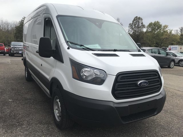 2018 Transit 250 Med Roof 4x2,  Empty Cargo Van #T417 - photo 6