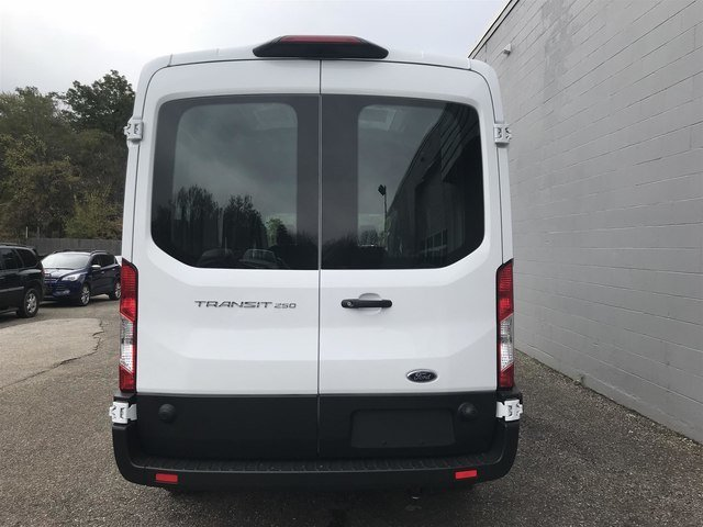 2018 Transit 250 Med Roof 4x2,  Empty Cargo Van #T417 - photo 8