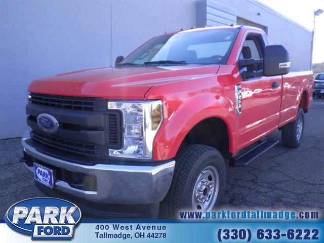 2018 F-250 Regular Cab 4x4, Pickup #T422 - photo 4