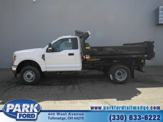 2018 F-350 Regular Cab DRW 4x4,  Monroe MTE-Zee Dump Body #T431 - photo 4