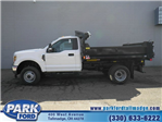 2018 F-350 Regular Cab DRW 4x4,  Monroe MTE-Zee Dump Dump Body #T431 - photo 3
