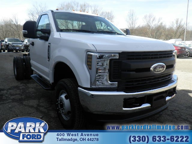 2018 F-350 Regular Cab DRW 4x4, Cab Chassis #T445 - photo 6