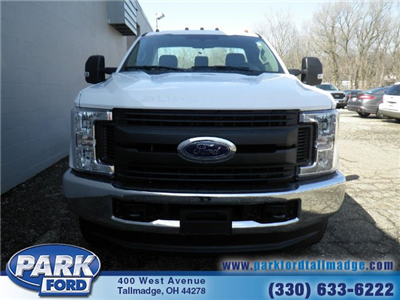 2018 F-350 Regular Cab DRW 4x4,  Cab Chassis #T450 - photo 3