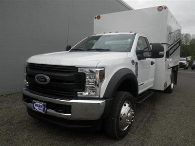 2018 F-550 Regular Cab DRW 4x4,  Cab Chassis #T453 - photo 20