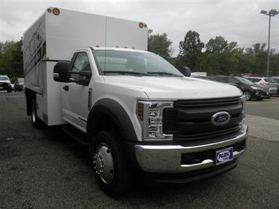 2018 F-550 Regular Cab DRW 4x4,  Cab Chassis #T453 - photo 4