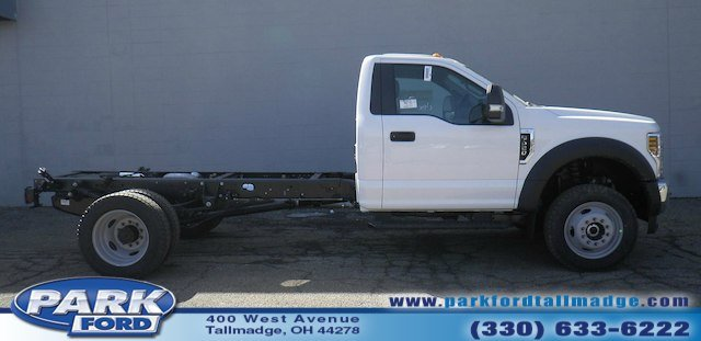 2018 F-450 Regular Cab DRW 4x4, Cab Chassis #T460 - photo 22