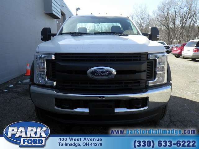 2018 F-450 Regular Cab DRW 4x4, Cab Chassis #T460 - photo 5