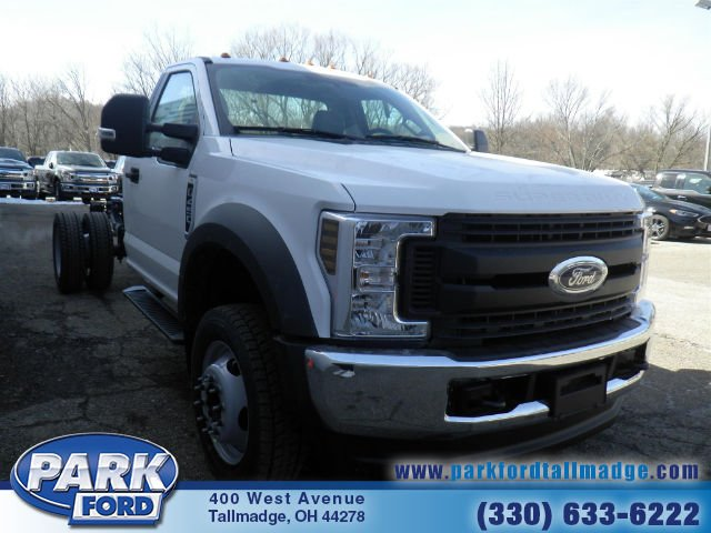 2018 F-450 Regular Cab DRW 4x4, Cab Chassis #T460 - photo 6