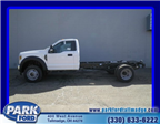 2018 F-450 Regular Cab DRW 4x4, Cab Chassis #T460 - photo 1
