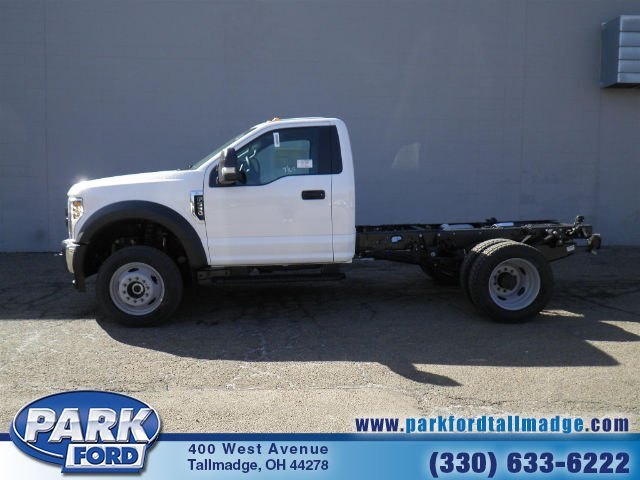 2018 F-550 Regular Cab DRW 4x4, Cab Chassis #T461 - photo 3