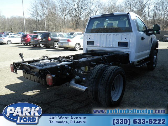 2018 F-550 Regular Cab DRW 4x4, Cab Chassis #T461 - photo 6