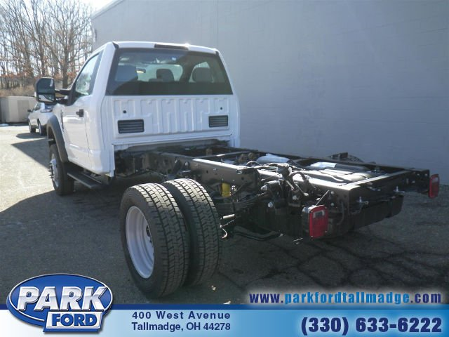 2018 F-550 Regular Cab DRW 4x4, Cab Chassis #T461 - photo 2