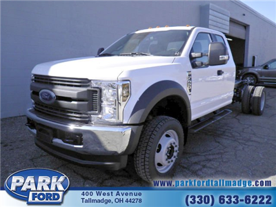 2018 F-450 Super Cab DRW 4x4, Cab Chassis #T472 - photo 23