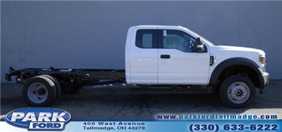 2018 F-450 Super Cab DRW 4x4, Cab Chassis #T472 - photo 24