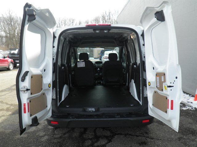 2018 Transit Connect,  Empty Cargo Van #T487 - photo 2