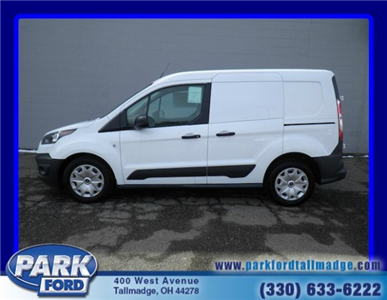 2018 Transit Connect 4x2,  Empty Cargo Van #T487 - photo 1
