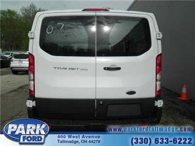 2018 Transit 250 Low Roof 4x2,  Empty Cargo Van #T568 - photo 7