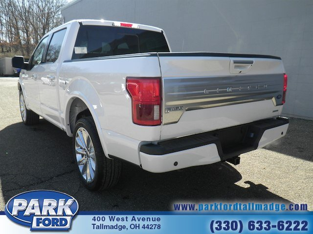 2018 F-150 SuperCrew Cab 4x4,  Pickup #T571 - photo 2