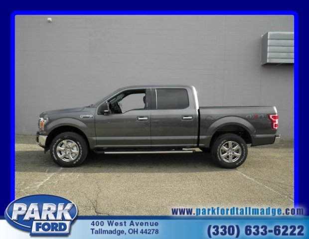 2018 F-150 SuperCrew Cab 4x4, Pickup #T572 - photo 1