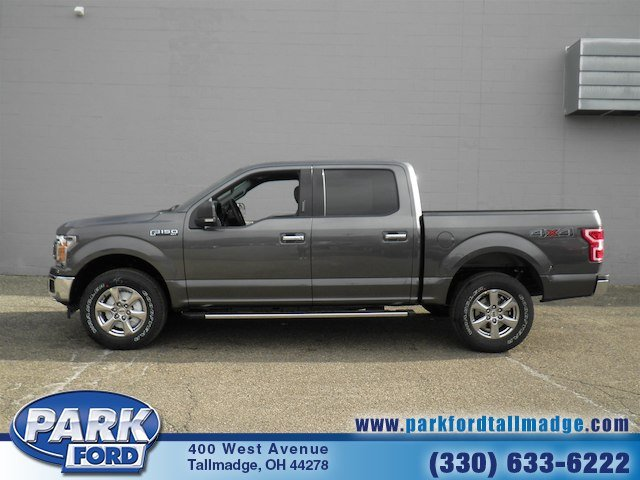 2018 F-150 SuperCrew Cab 4x4, Pickup #T572 - photo 3