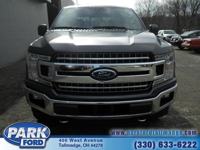2018 F-150 SuperCrew Cab 4x4, Pickup #T572 - photo 5