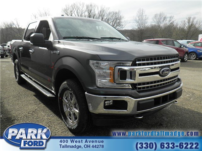 2018 F-150 SuperCrew Cab 4x4, Pickup #T572 - photo 6