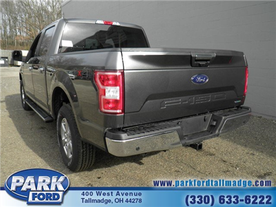 2018 F-150 SuperCrew Cab 4x4, Pickup #T572 - photo 2