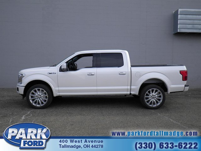 2018 F-150 SuperCrew Cab 4x4,  Pickup #T586 - photo 3