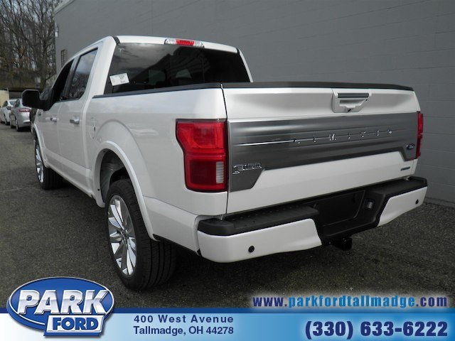 2018 F-150 SuperCrew Cab 4x4,  Pickup #T586 - photo 2