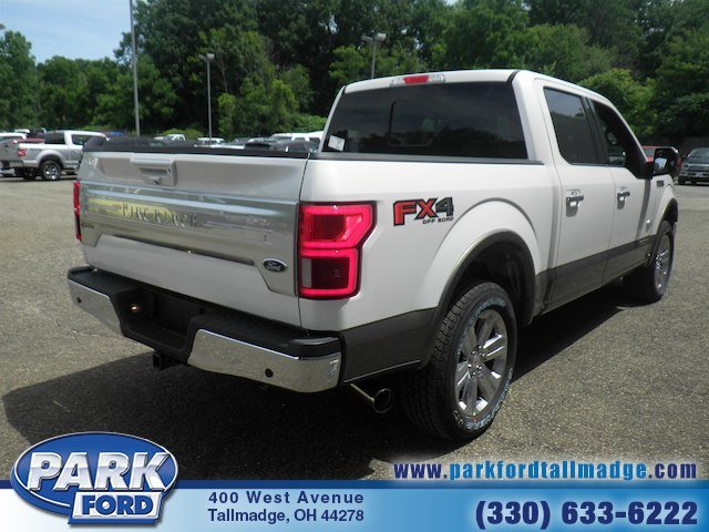 2018 F-150 SuperCrew Cab 4x4,  Pickup #T753 - photo 7