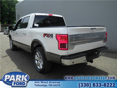 2018 F-150 SuperCrew Cab 4x4,  Pickup #T753 - photo 2