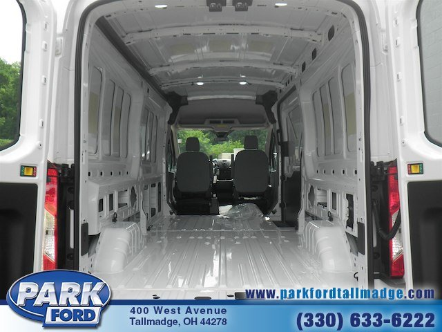 2018 Transit 250 Med Roof 4x2,  Empty Cargo Van #T758 - photo 2