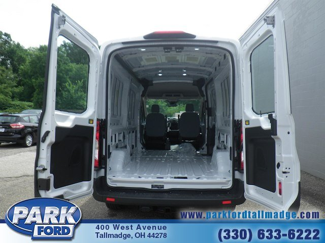 2018 Transit 250 Med Roof 4x2,  Empty Cargo Van #T758 - photo 10