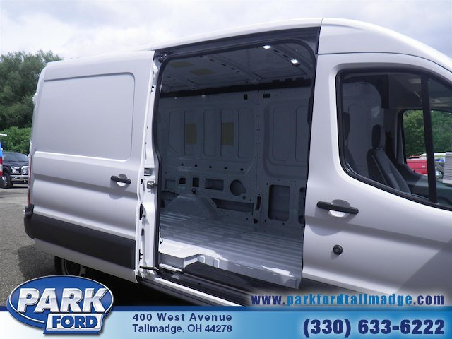 2018 Transit 250 Med Roof 4x2,  Empty Cargo Van #T758 - photo 11