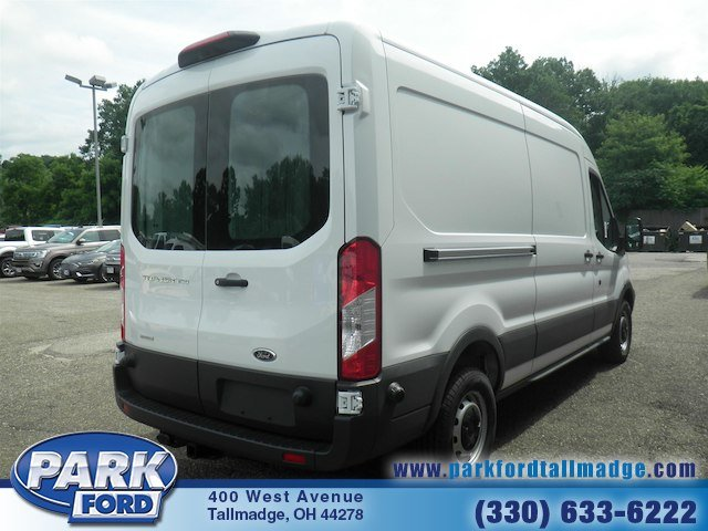 2018 Transit 250 Med Roof 4x2,  Empty Cargo Van #T758 - photo 7
