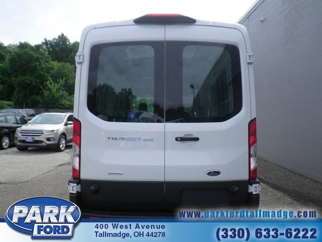 2018 Transit 250 Med Roof 4x2,  Empty Cargo Van #T758 - photo 8