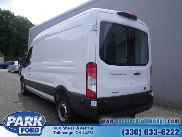 2018 Transit 250 Med Roof 4x2,  Empty Cargo Van #T758 - photo 9