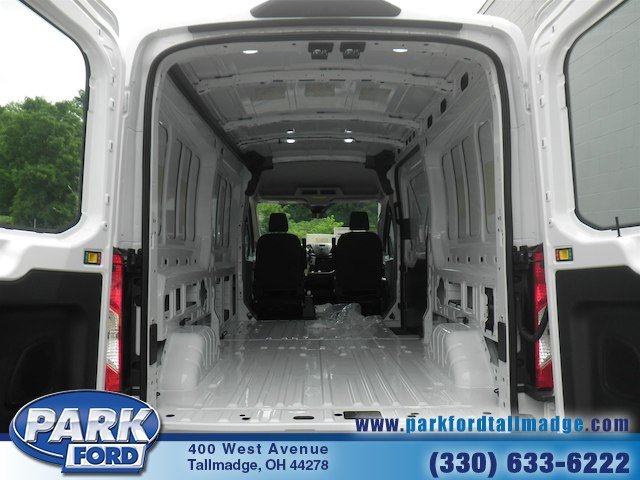 2018 Transit 350 Med Roof 4x2,  Empty Cargo Van #T759 - photo 10