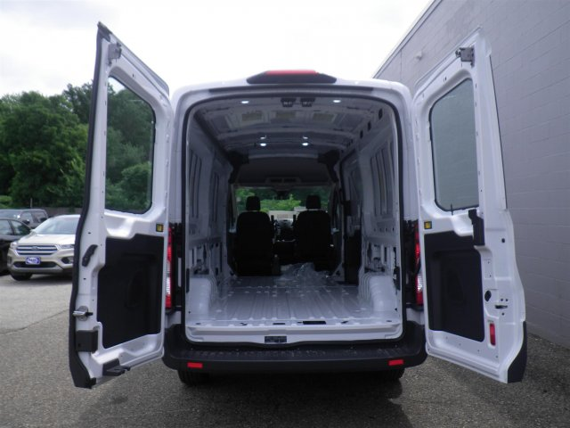 2018 Transit 350 Med Roof 4x2,  Empty Cargo Van #T759 - photo 2