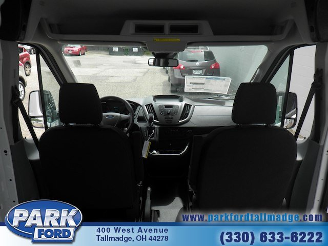 2018 Transit 350 Med Roof 4x2,  Empty Cargo Van #T759 - photo 17