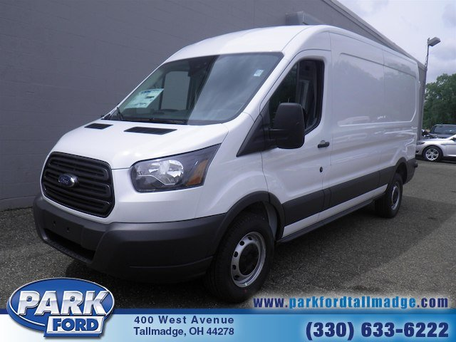 2018 Transit 350 Med Roof 4x2,  Empty Cargo Van #T759 - photo 4