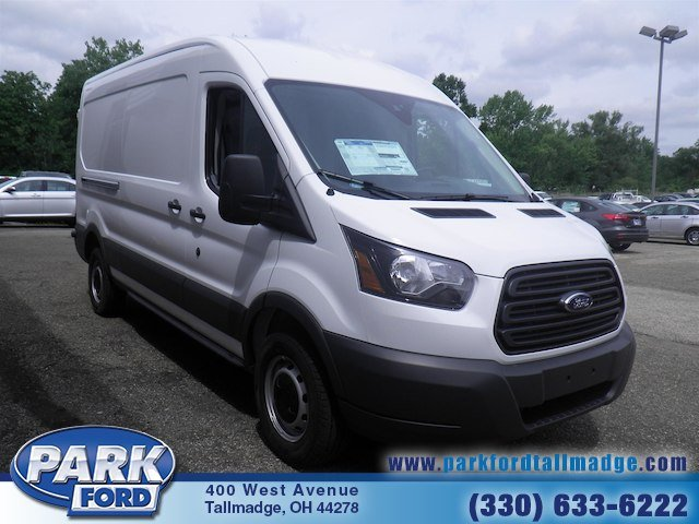 2018 Transit 350 Med Roof 4x2,  Empty Cargo Van #T759 - photo 6