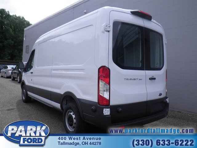 2018 Transit 350 Med Roof 4x2,  Empty Cargo Van #T759 - photo 9